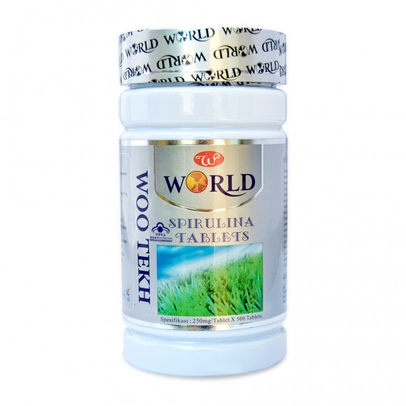 1-spirulina tablets