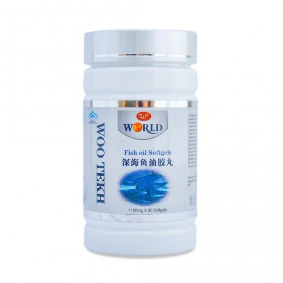 15-Fish oil softgels