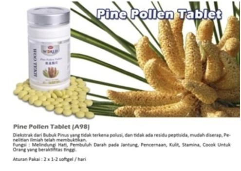 Pine Pollen Tablet